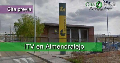 Estación de Itv Itevebasa en Almendralejo, Badajoz