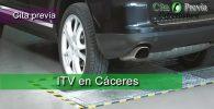 ITV en Caceres