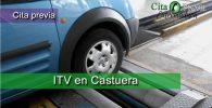 Itv itevebasa en Castuera,Badajoz