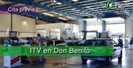 ITV En Don Benito, Badajoz