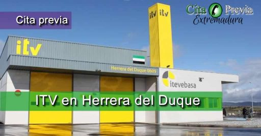 Estacion de Itv Itevebasa en herrera del Duque, Badajoz