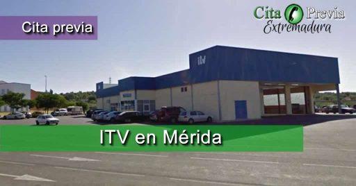 Estación ITV Junta de Extremadura en Mérida, Badajoz