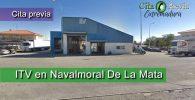 Estación ITV Junta de Extremadura en Navalmoral De La Mata, Cáceres