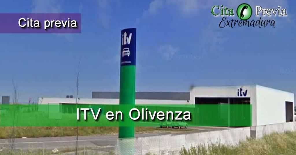 Itv Itevebasa en Olivenza, Badajoz
