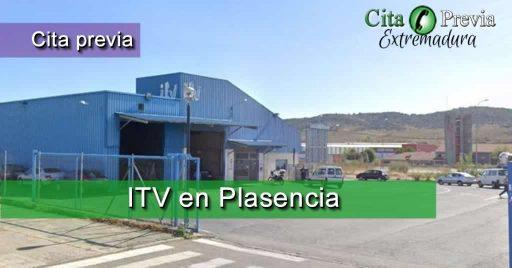 Estación ITV Junta de Extremadura en Plasencia, Cáceres