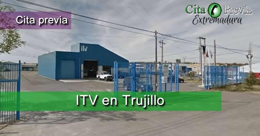 Estación de Itv junta Extremadura en Trujillo