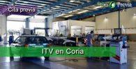 Estación de ITV en Coria, Caceres