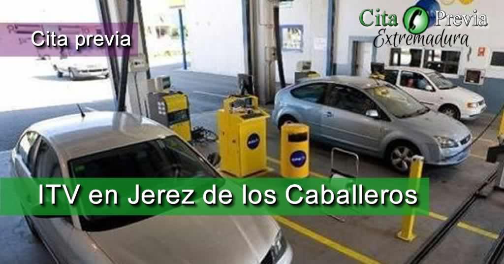 Estación de Itv Itevebasa en Jerez de los Caballeros, Badajoz