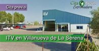 Estación ITV Junta de Extremadura en Villanueva de La Serena, Badajoz