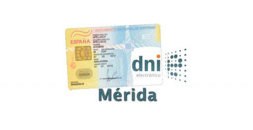 Cita DNI Mérida