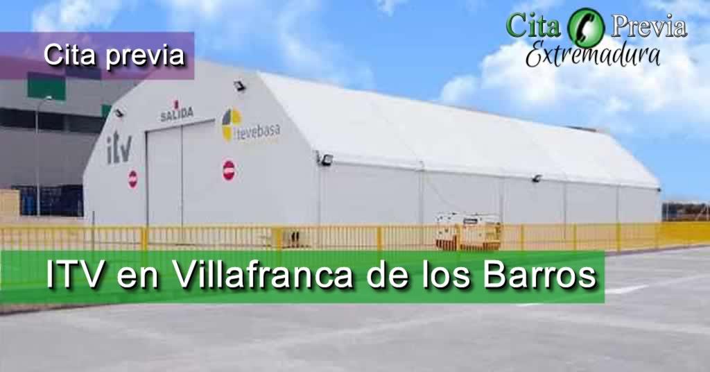 Itv movil itevebasa en Villafranca de los Barros badajoz