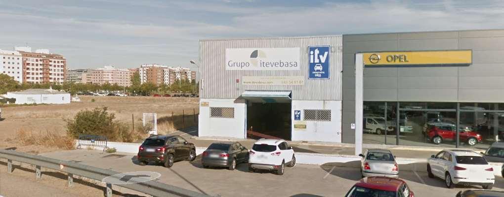 ITV en Badajoz San Roque