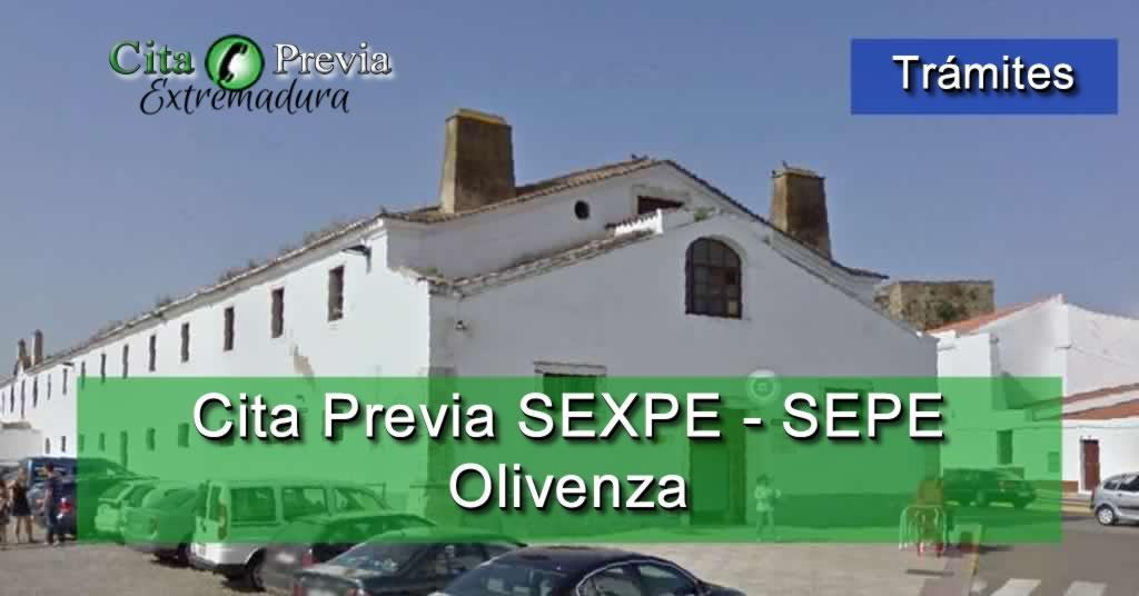 cita sexpe Inem olivenza